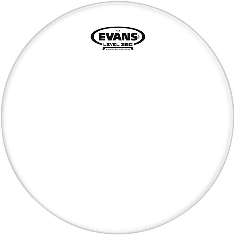 Evans G2 Clear Batter Drumhead  12