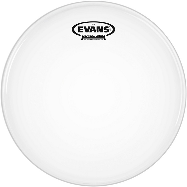 EvansG2 Coated Batter Drumhead12 in.