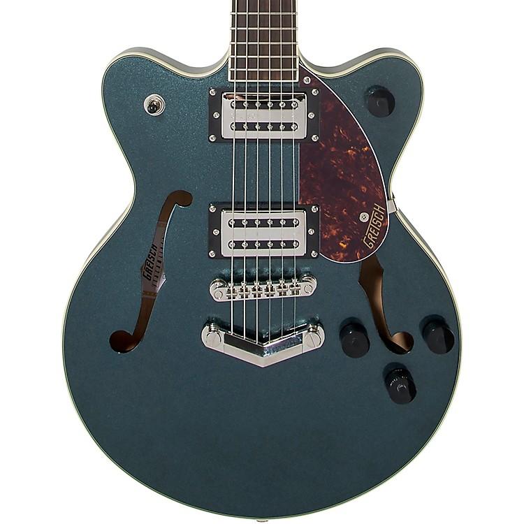 Gretsch GuitarsG2655 Streamliner Center Block Jr. with V-Stoptail Electric GuitarGunmetal