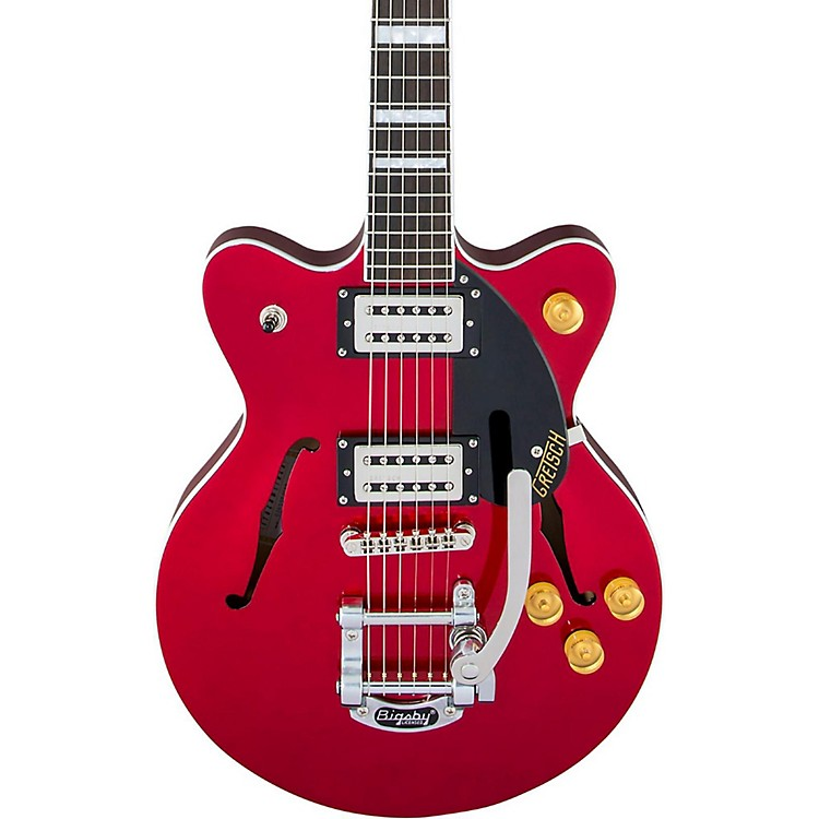 Gretsch GuitarsG2655T Streamliner Center Block Jr. with BigsbyCandy Apple Red