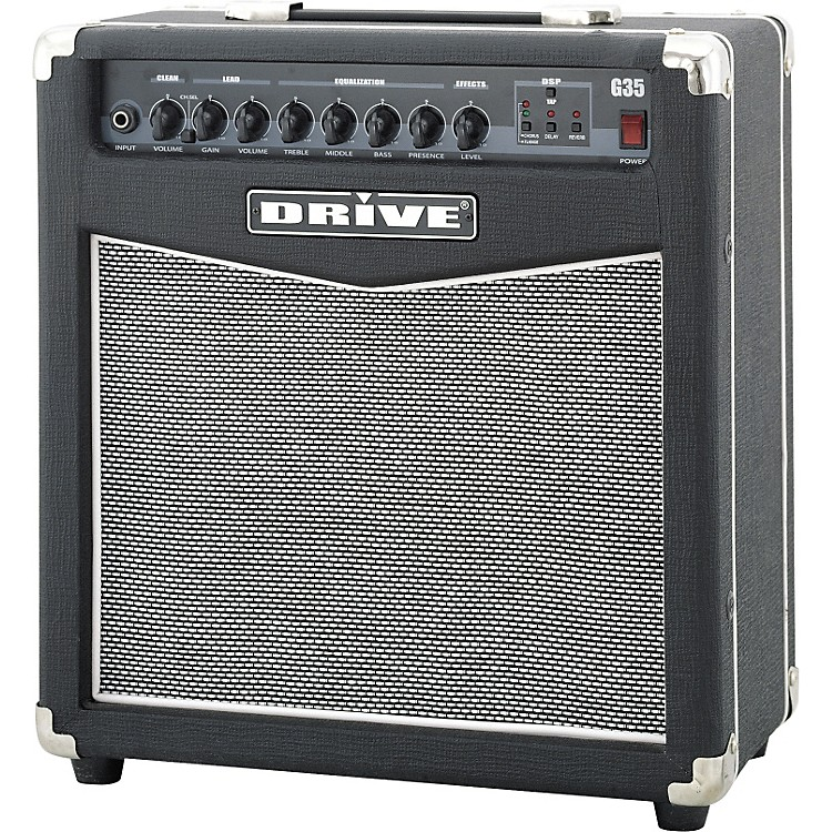 drive g35 dsp guitar combo amp music123. Black Bedroom Furniture Sets. Home Design Ideas