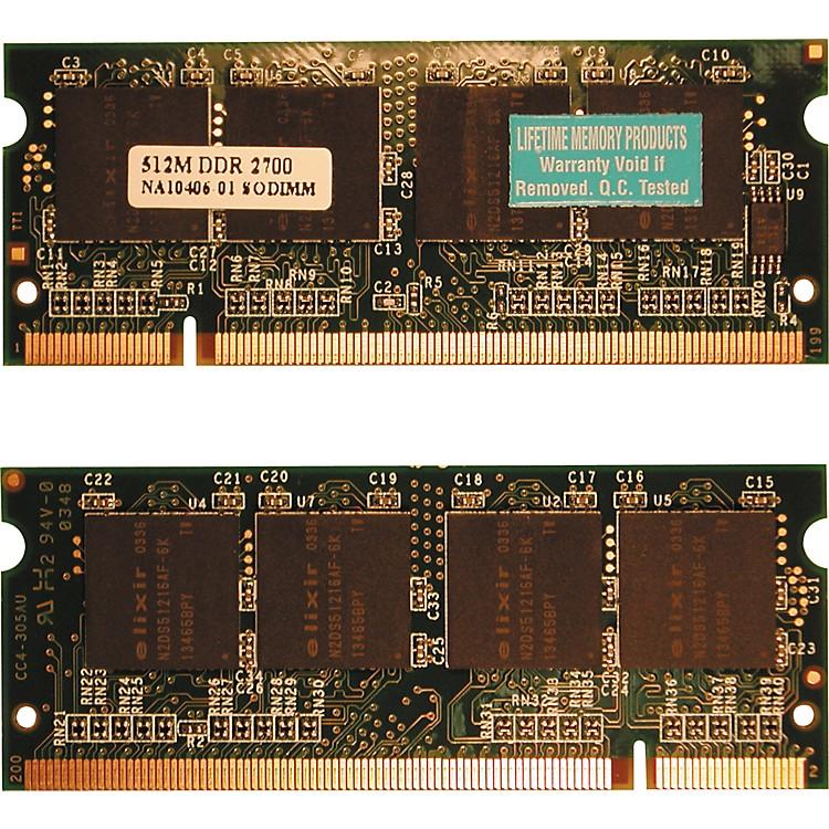Lifetime Memory ProductsG4 Powerbook (Aluminum) Memory512MB