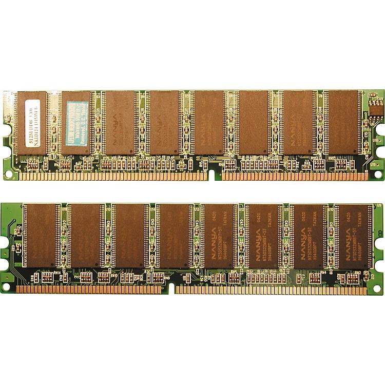 Lifetime Memory ProductsG5 PowerMac (2x512MB) Memory1GB
