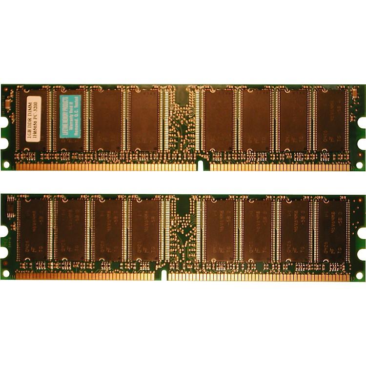 Lifetime Memory ProductsG5 PowerMac (2x512MB) Memory