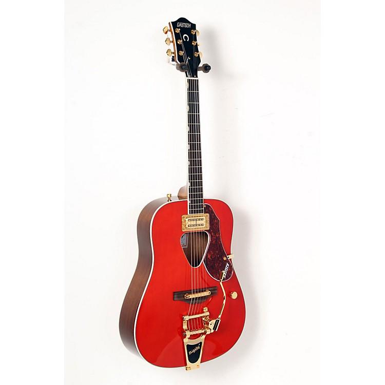 Gretsch GuitarsG5034TFT Rancher Dreadnought Acoustic GuitarSavannah Sunset888365850580
