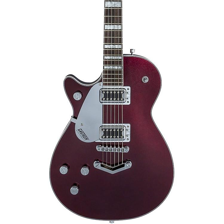Gretsch GuitarsG5220LH Electromatic Jet BT Left-Handed Electric GuitarDark Cherry Metallic
