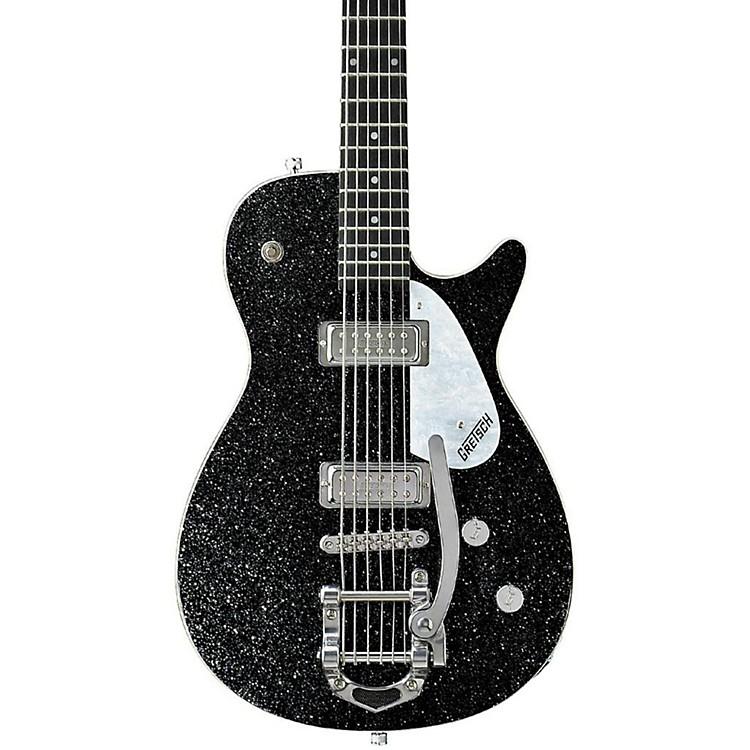 Gretsch GuitarsG5265 Jet Baritone Electric GuitarBlack Sparkle
