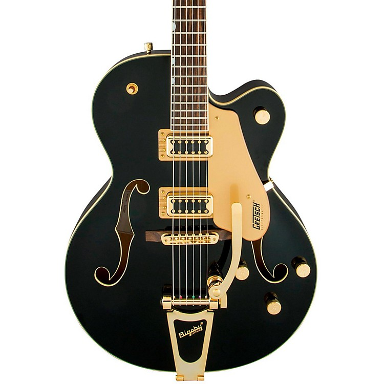 gretsch guitars g5420t electromatic single cut hollowbody electric guitar black music123. Black Bedroom Furniture Sets. Home Design Ideas