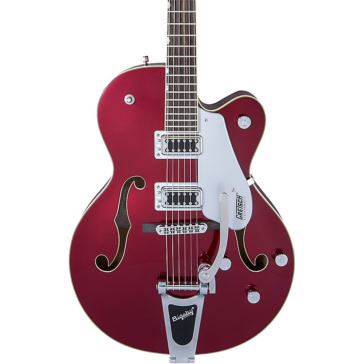 Gretsch GuitarsG5420T Electromatic with Bigsby Hollow Body Electric GuitarCandy Apple Red