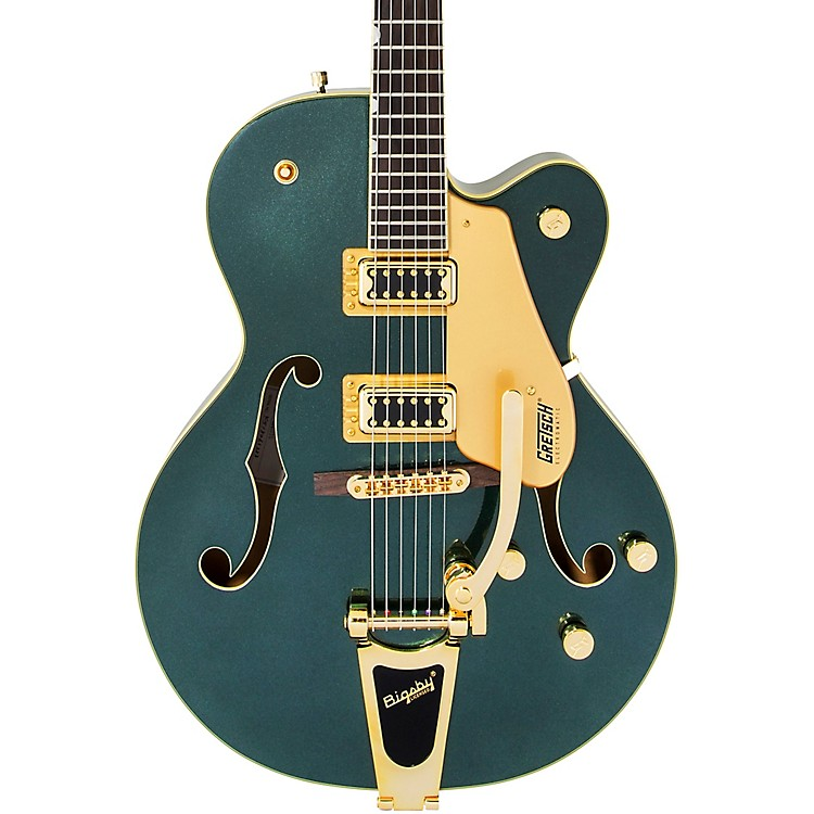 Gretsch Guitars G5420TG Limited Edition Electromatic Hollowbody Electric Guitar Cadillac Green