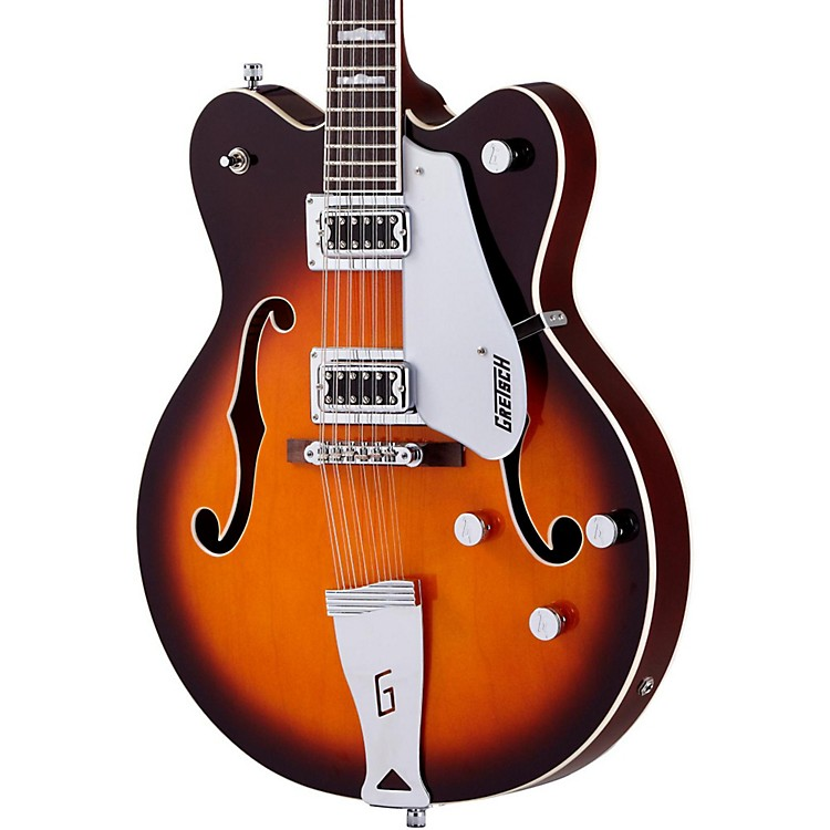 Gretsch Guitars G5422DC-12 Electromatic 12-String Hollowbody Guitar