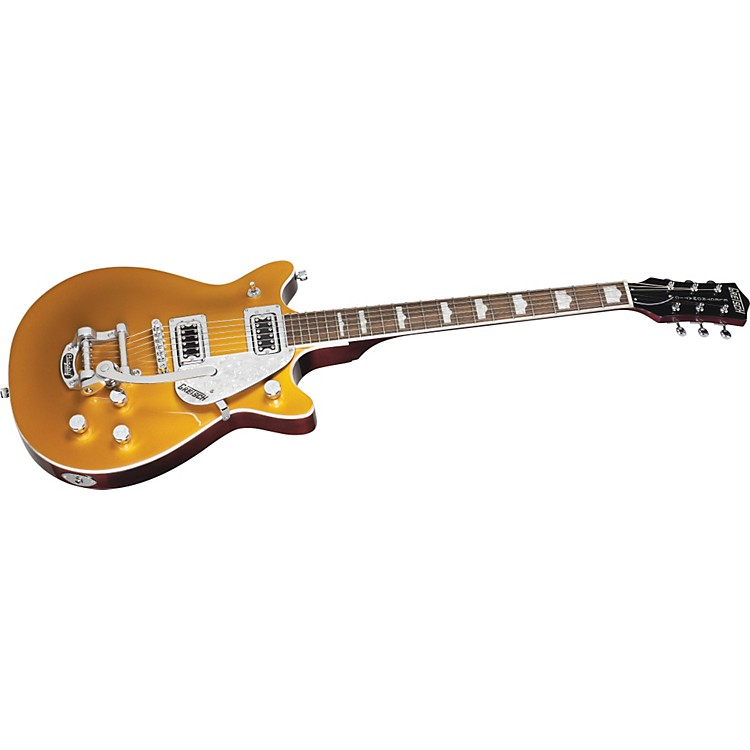 Gretsch GuitarsG5445T Electromatic Double Jet w/Bigsby Electric GuitarGold