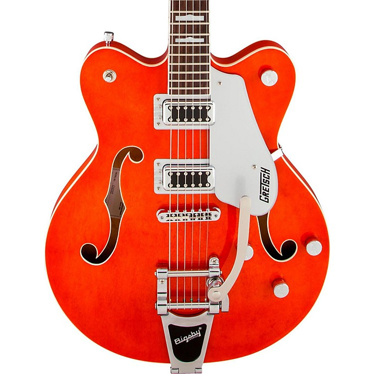 Gretsch GuitarsG5622T Double Cutaway Center Block Electric GuitarOrange Stain