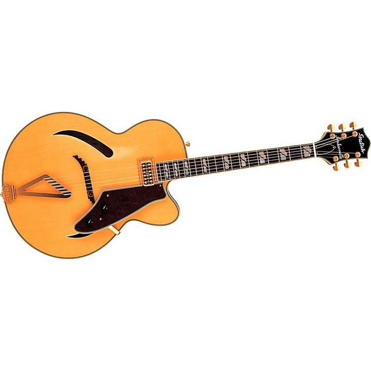 Gretsch GuitarsG6040MCSS Synchromatic Cutaway Acoustic-Electric Guitar