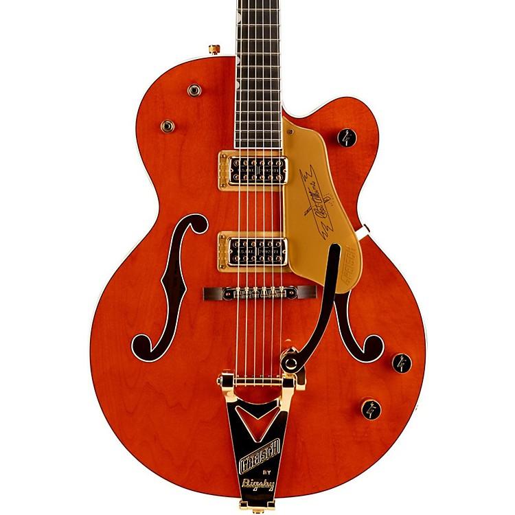 Gretsch GuitarsG6120 Chet Atkins Hollowbody Electric GuitarOrange Stain