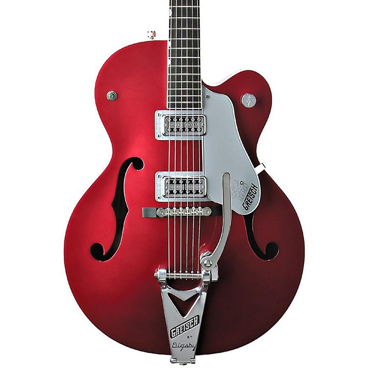 Gretsch Guitars G6120SH Brian Setzer Hot Rod Candy Apple Red
