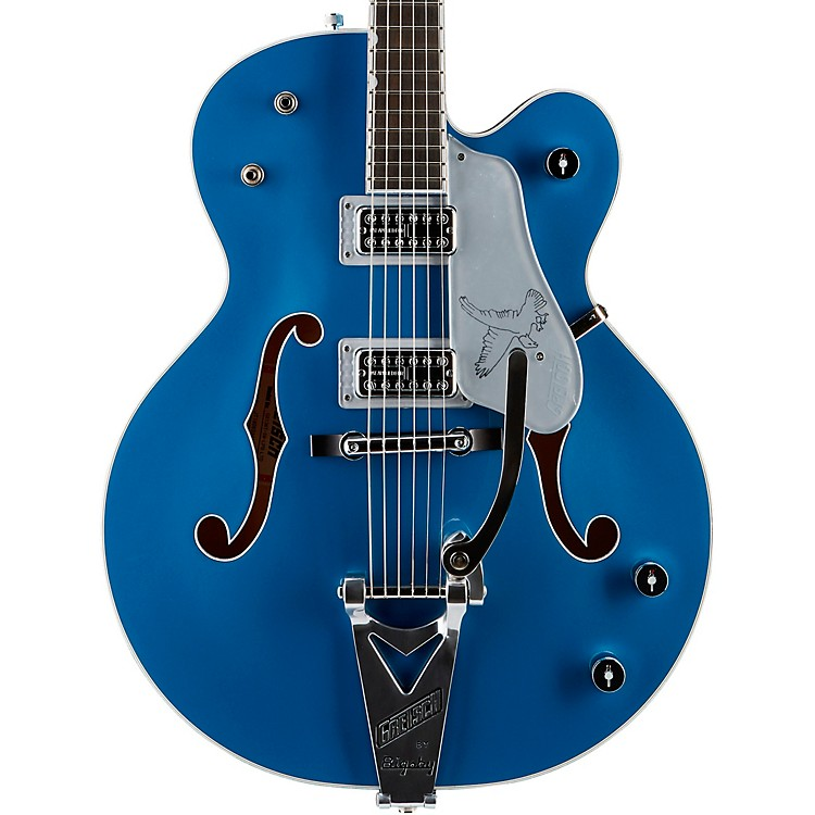 Gretsch GuitarsG6136T-59 Falcon with Bigsby Limited Edition Semi-Hollow Electric GuitarLake Placid Blue