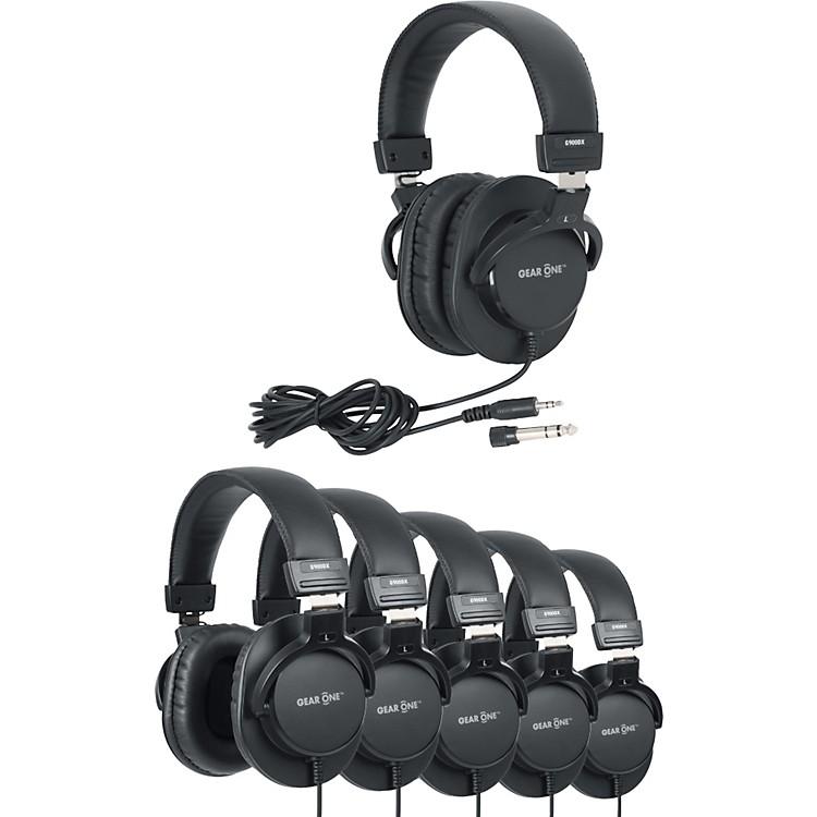 Gear OneG900DX Headphone 6 Pack
