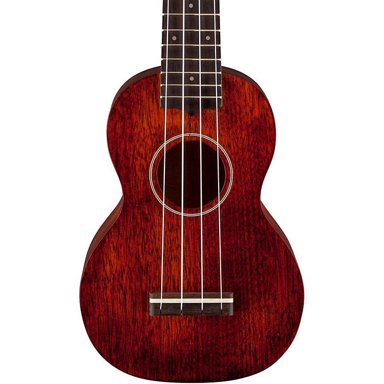Gretsch GuitarsG9100-L Soprano Long-Neck Ukulele with Gig Bag
