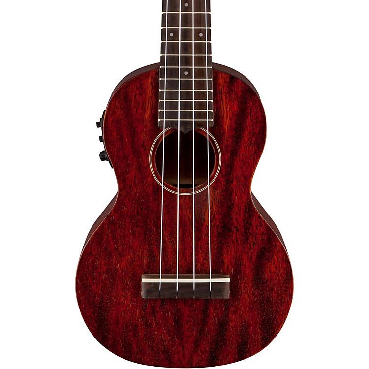 Gretsch GuitarsG9110-L Concert Long-Neck Acoustic-Electric Ukulele with Gig Bag