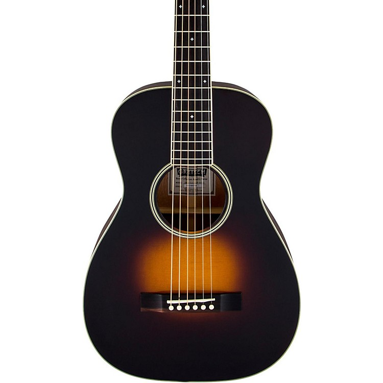 Gretsch GuitarsG9511 Style 1 Single-0 Parlor Acoustic Guitar