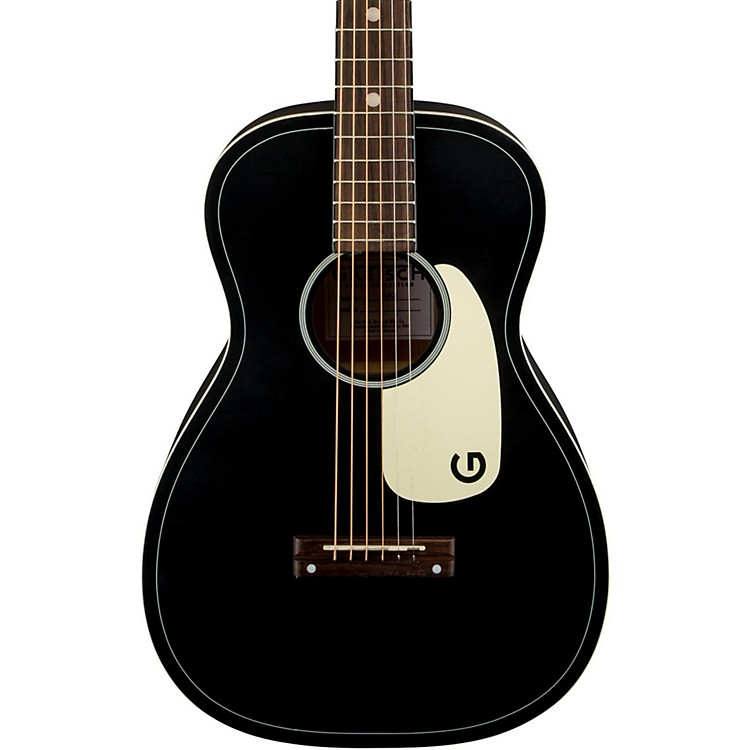 Gretsch Guitars G9520 Jim Dandy Flat Top Acoustic Guitar Black
