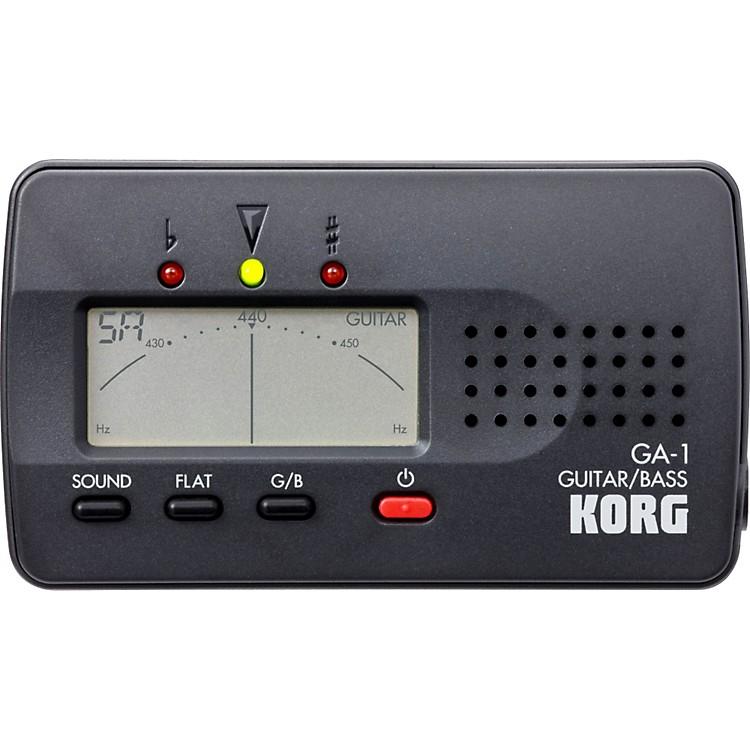 KorgGA-1 Guitar and Bass Tuner