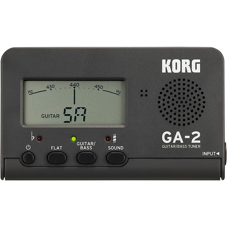 KorgGA-2 Handheld Chromatic TunerSilver