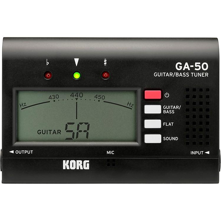 KorgGA-50 Guitar Tuner