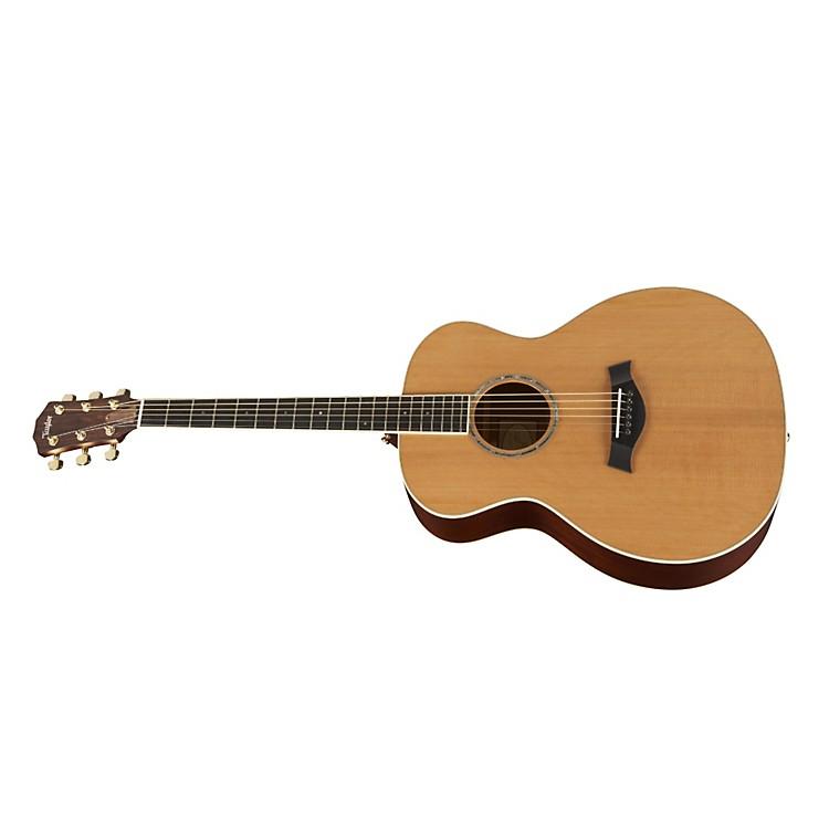 TaylorGA5-L Mahogany/Cedar Grand Auditorium Left-Handed Acoustic Guitar