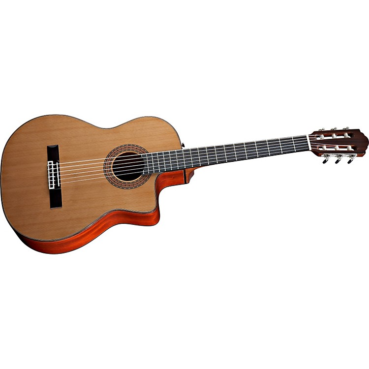 Guild GAD-5N Acoustic-Electric Guitar Natural