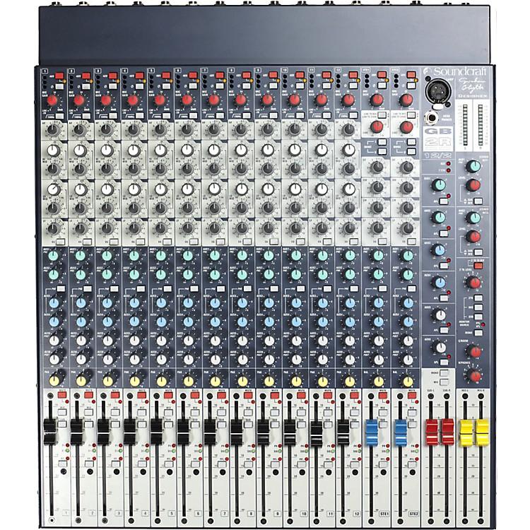 SoundcraftGB2R 12 Compact Mixer