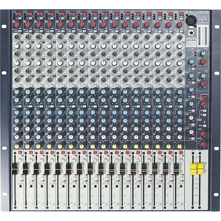 SoundcraftGB2R 16 Compact Mixer