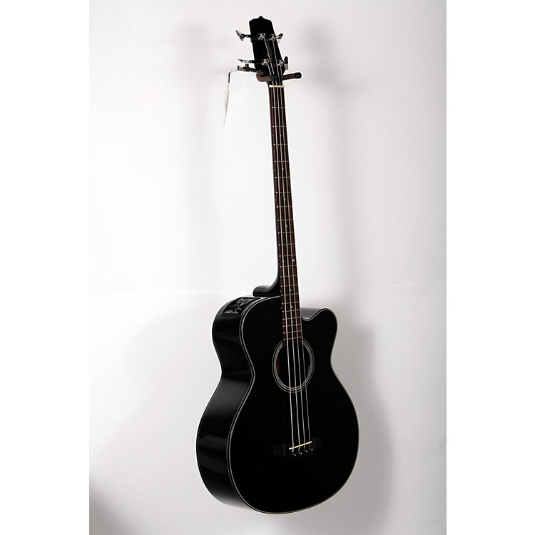 TakamineGB30CE Acoustic-Electric Bass GuitarBlack888365906263