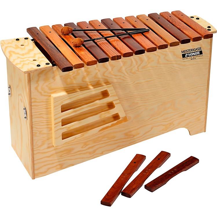 SonorGBKX 10 Meisterklasse Rosewood Deep Bass Xylophone
