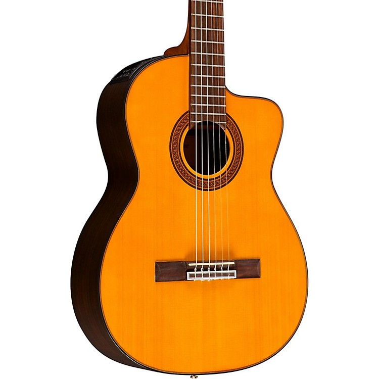 TakamineGC5CE Classical Acoustic-Electric Guitar