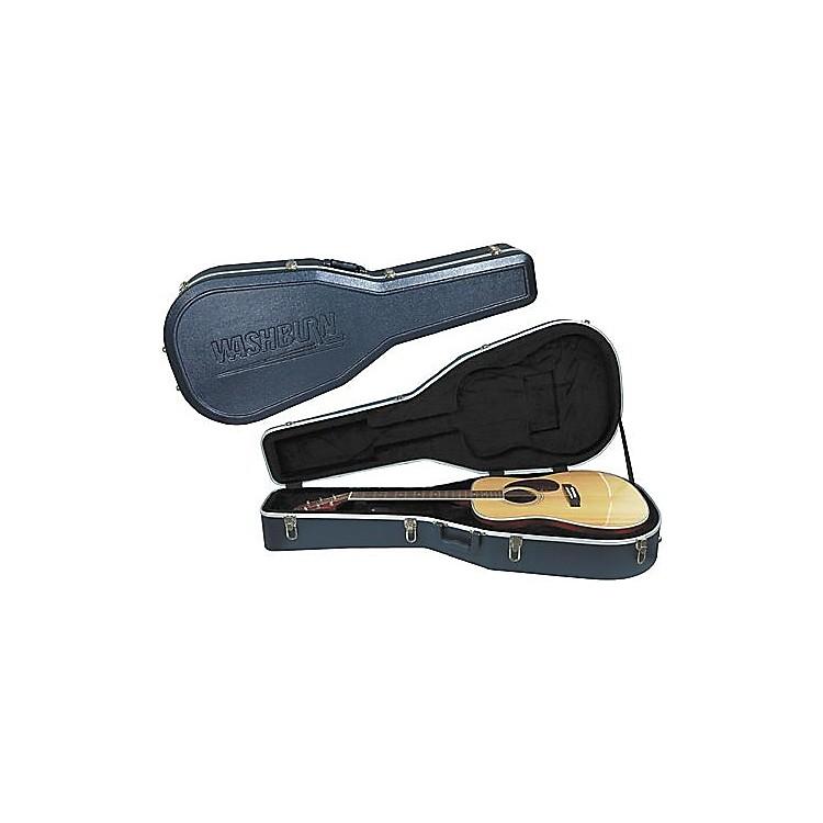 washburn gc70 hardshell dreadnought guitar case music123. Black Bedroom Furniture Sets. Home Design Ideas