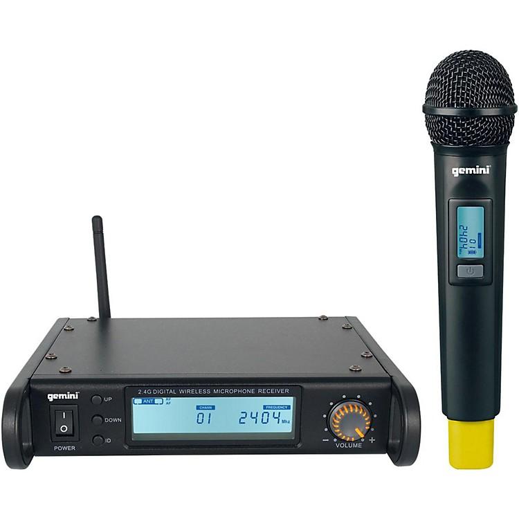 GeminiGDX-1000M Digital Wireless Microphone system