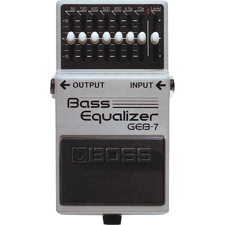 BossGEB-7 Bass Equalizer Pedal
