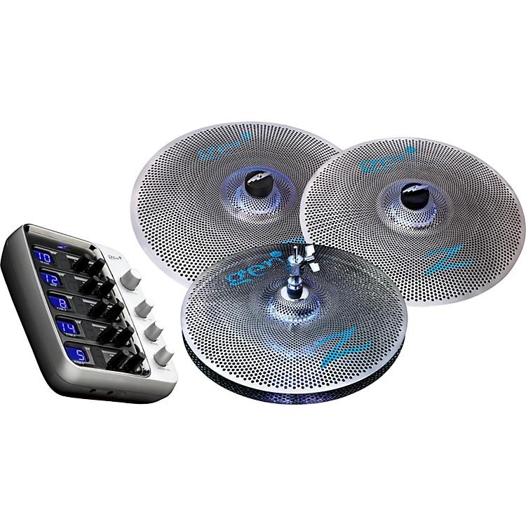 zildjian gen16 acoustic electric cymbal pack 13 16 18 music123. Black Bedroom Furniture Sets. Home Design Ideas