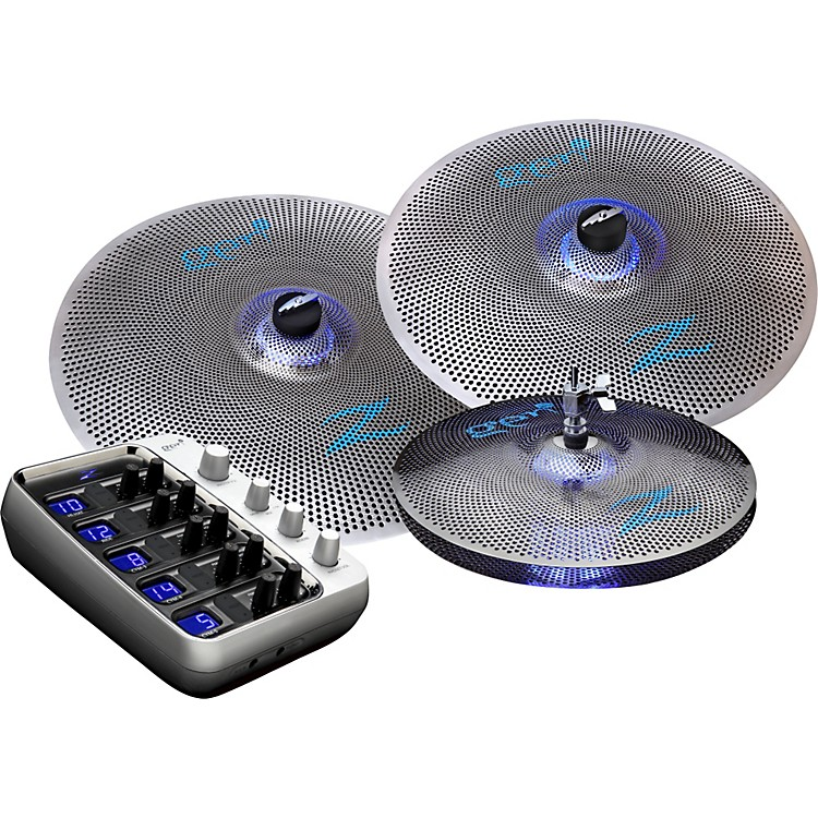 ZildjianGEN16 Acoustic-Electric Cymbal Pack 14, 18, 20