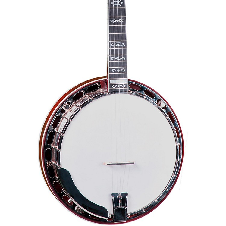 Gold StarGF-100W Mahogany Wreath 5-String Banjo