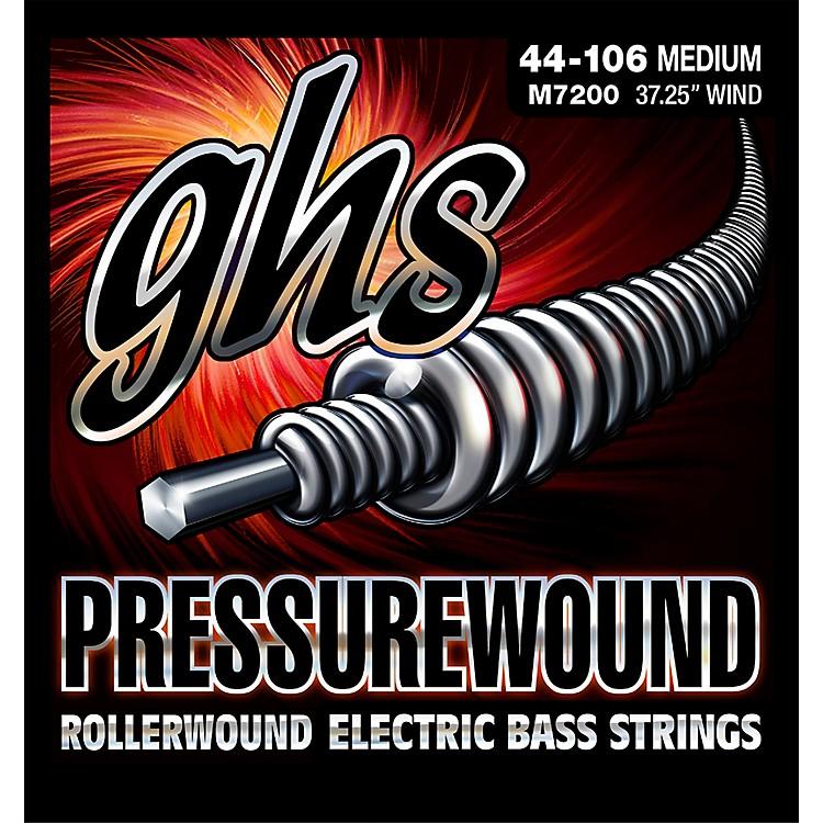 GHSGHS M7200 PRESSURE WND MED BASS STR