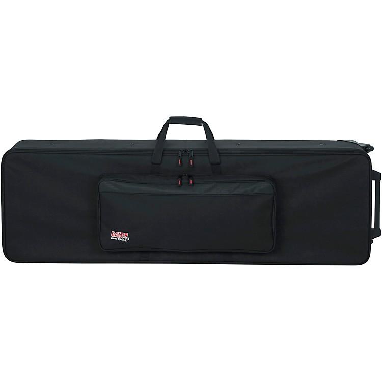 GatorGK-88 88-Key Lightweight Keyboard Case on Wheels