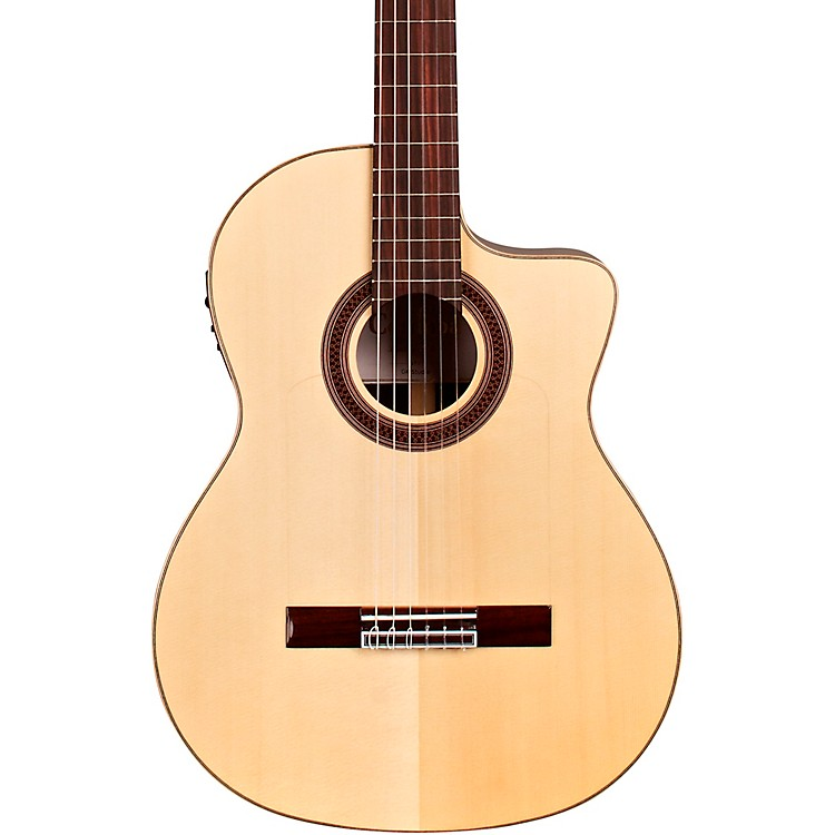 Cordoba GK Studio Limited Flamenco Acoustic-Electric Guitar Natural