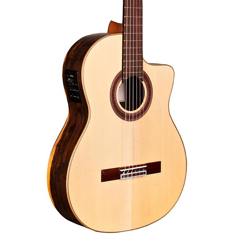 CordobaGK Studio Limited Flamenco Nylon Acoustic-Electric GuitarNatural