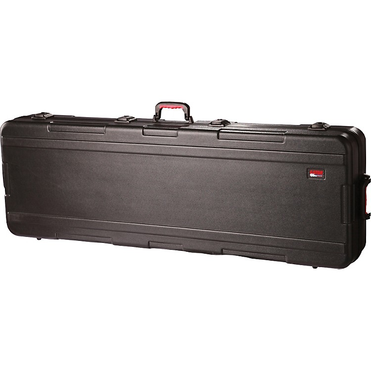 Gator GKPE-76-TSA - 76-Key Keyboard Case with Wheels  888365796260