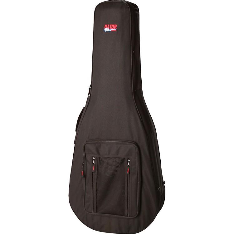 GatorGL-JUMBO Lightweight Jumbo Acoustic Guitar Case