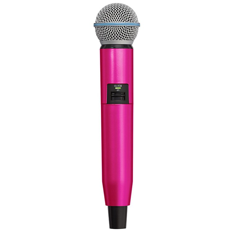 Shure GLXD Color Handle  Pink