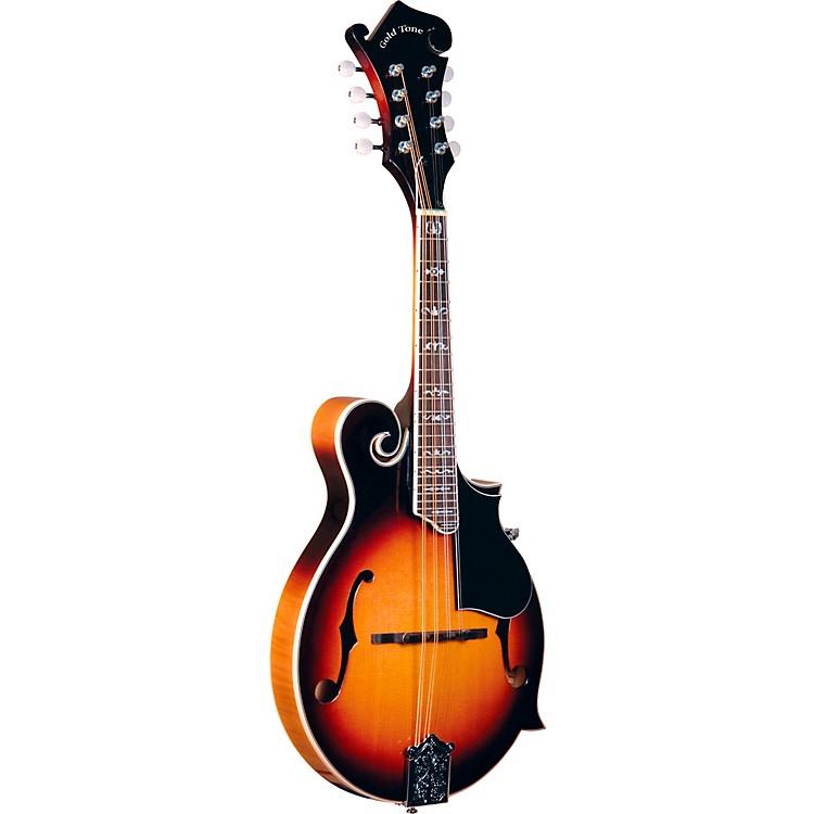 Gold ToneGM-35 F-Style MandolinTobacco Sunburst